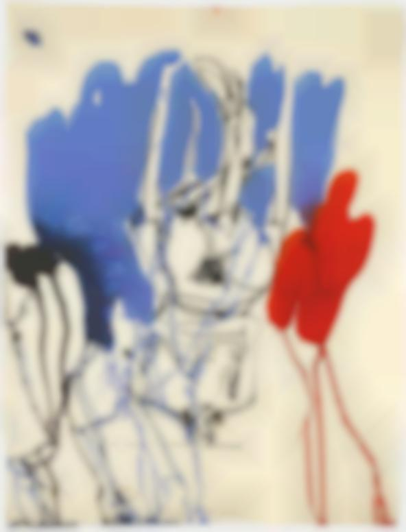 Georg Baselitz-Oh, Oh, Ach-2010