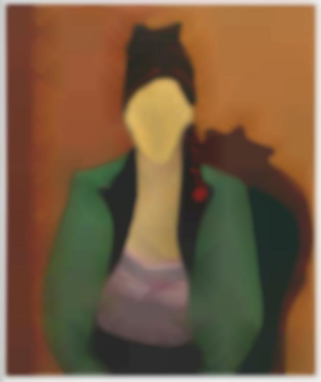 Milton Avery-Girl In Stocking Hat-1945