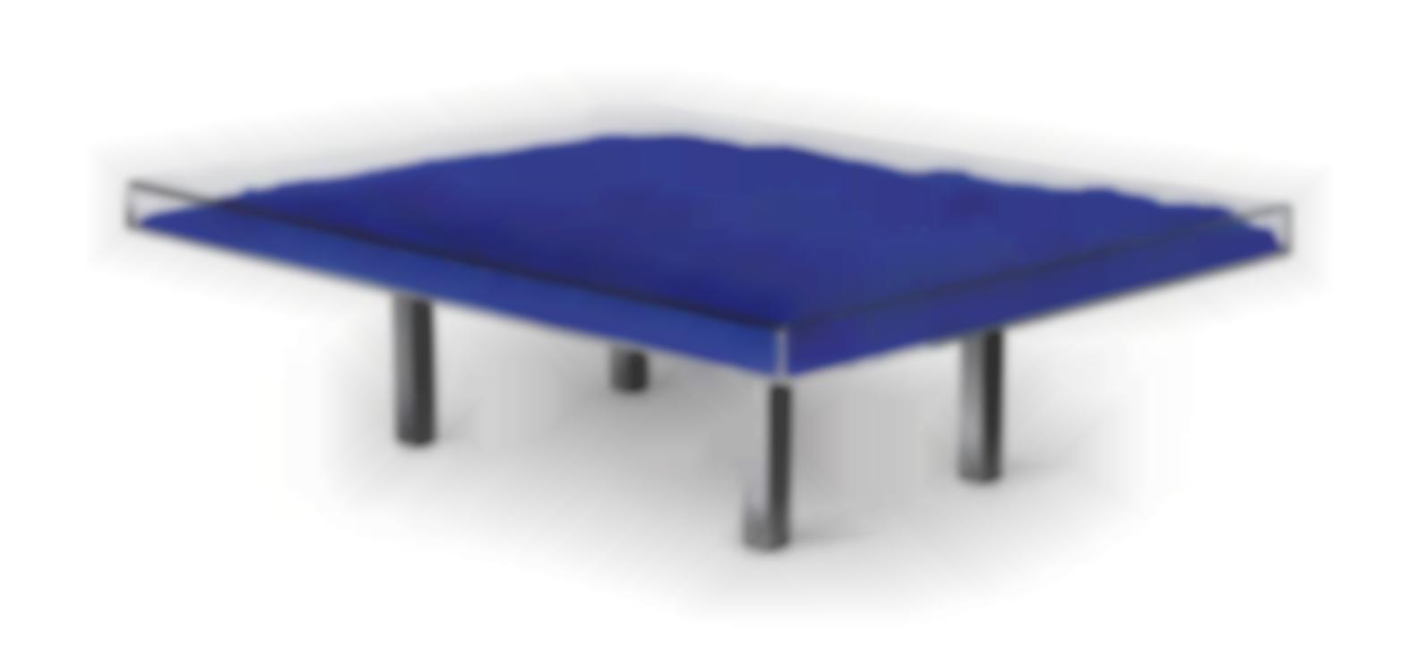 Yves Klein-Table Ikb®-1963