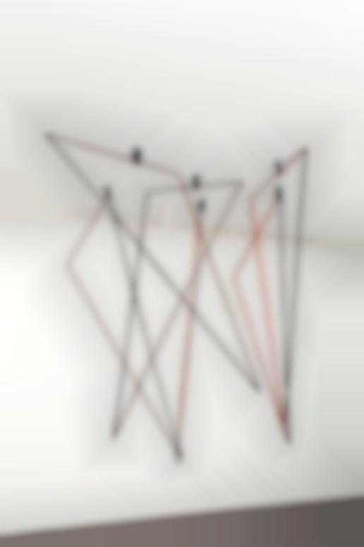 Eva Rothschild-Stairway To Heaven-2005