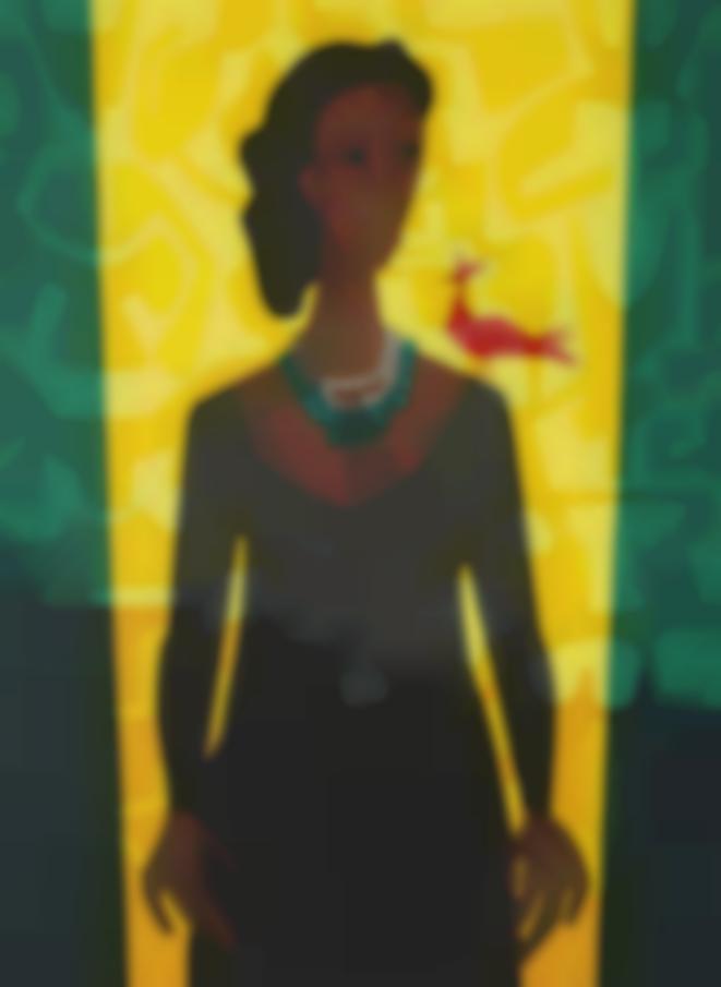 Cundo Bermudez - Sem Titulo, c. 1960-68-