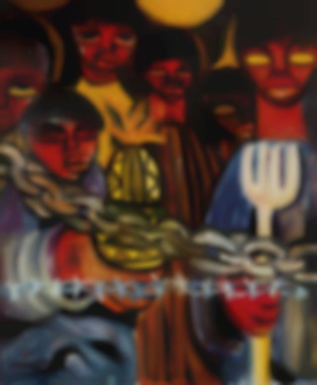 Malangatana-Untitled-1964