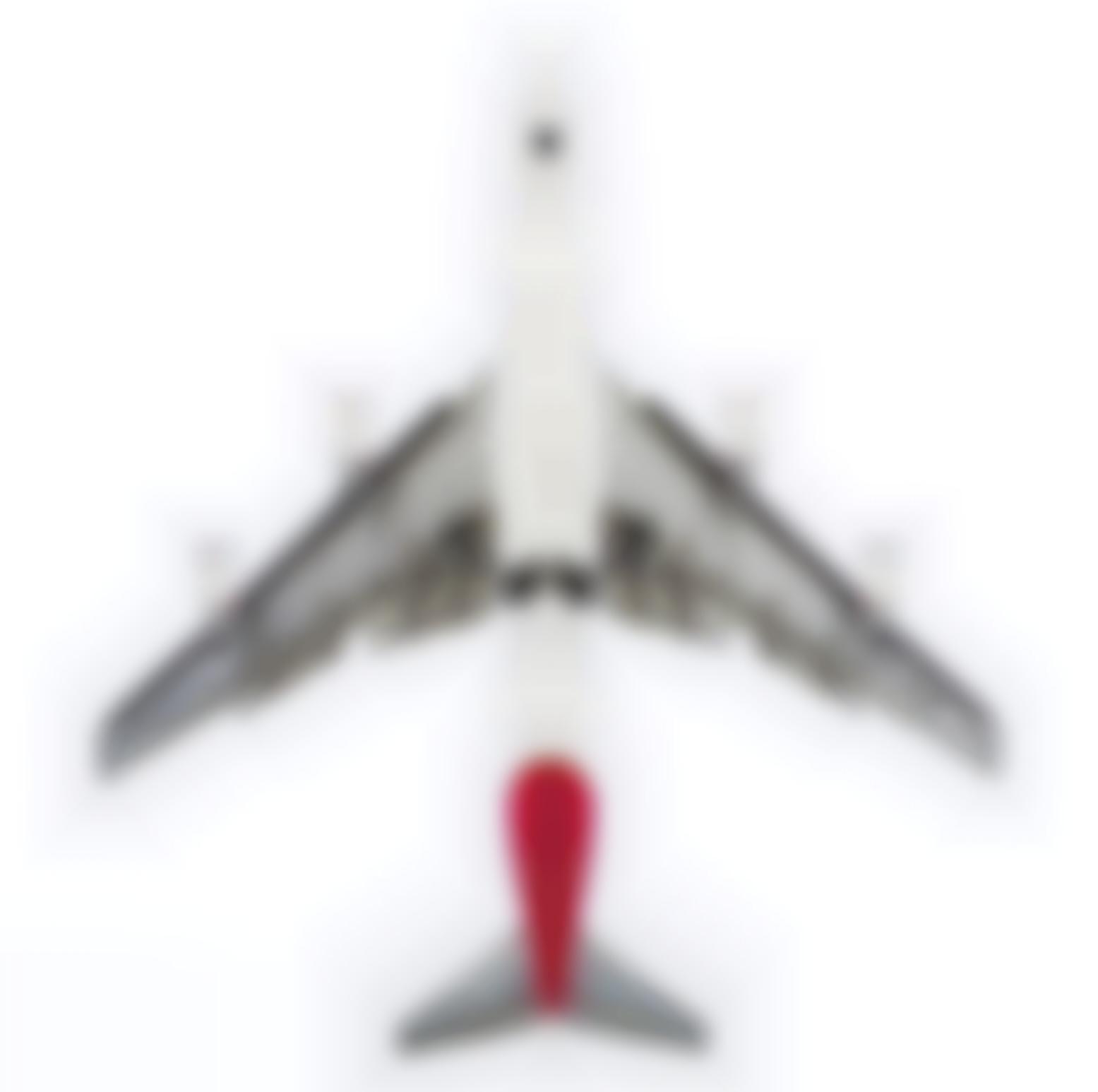 Jeffrey Milstein - Qantas Boeing 747-400, 2005-2009-