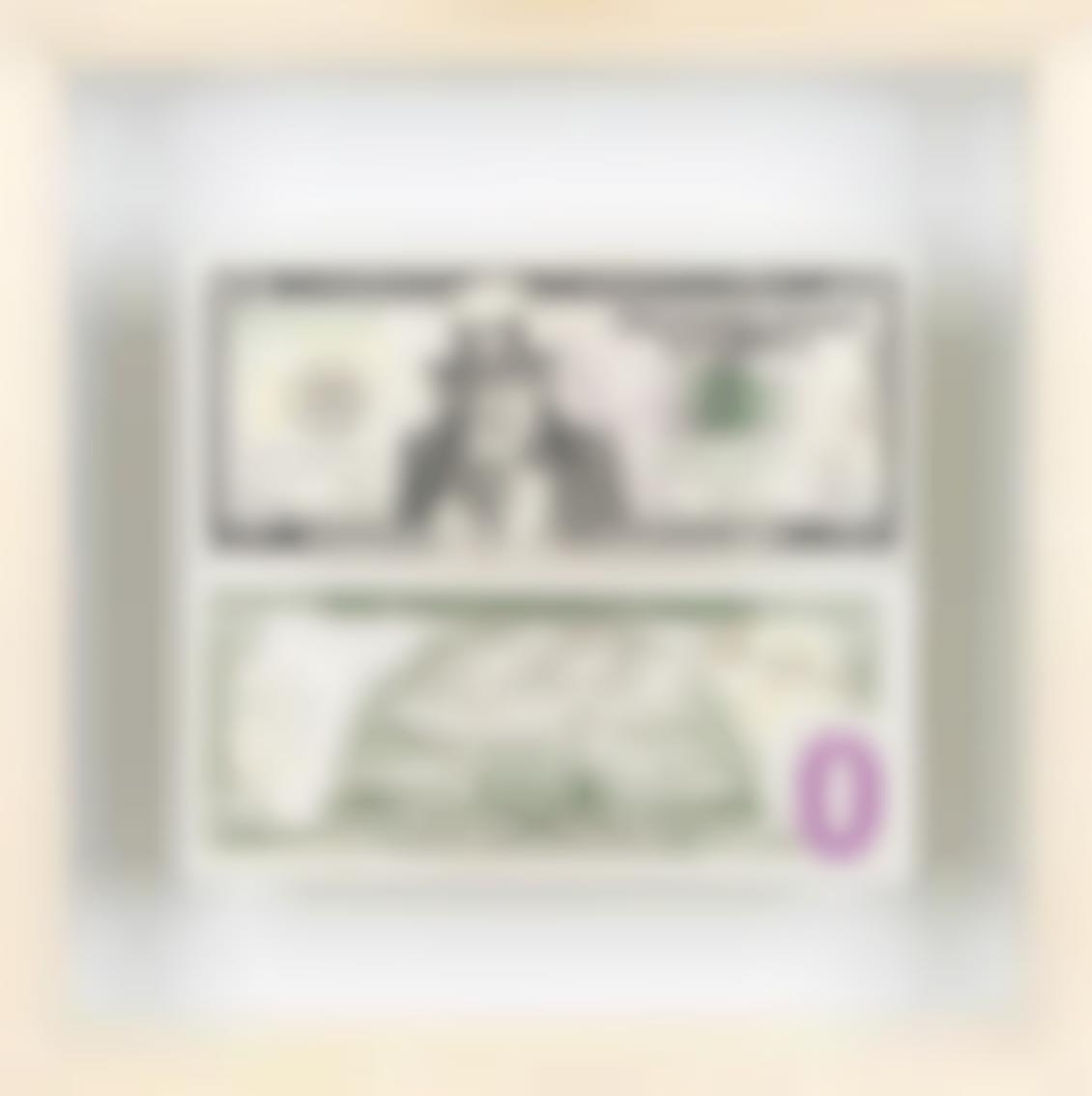 Cildo Meireles-Zero Dollar-2013