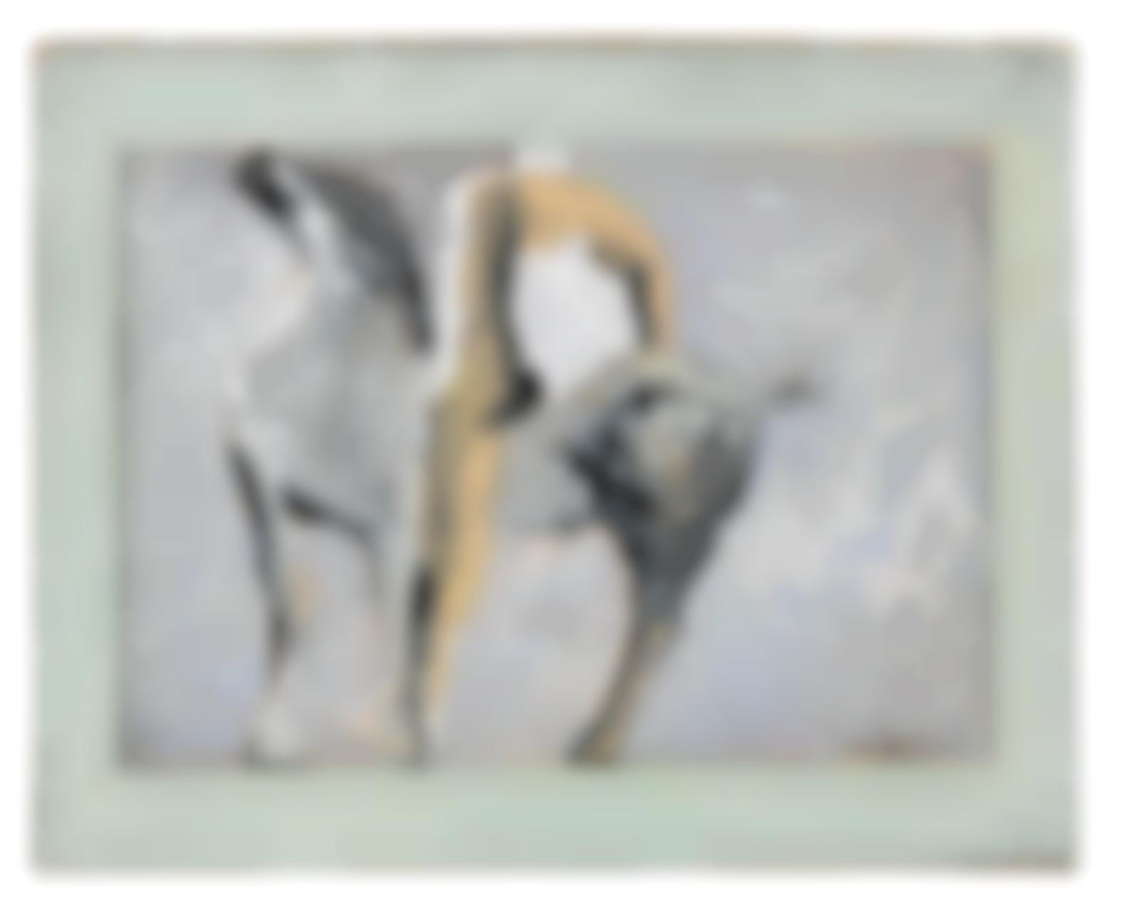 Marino Marini-Cavallo E Cavaliere-1949