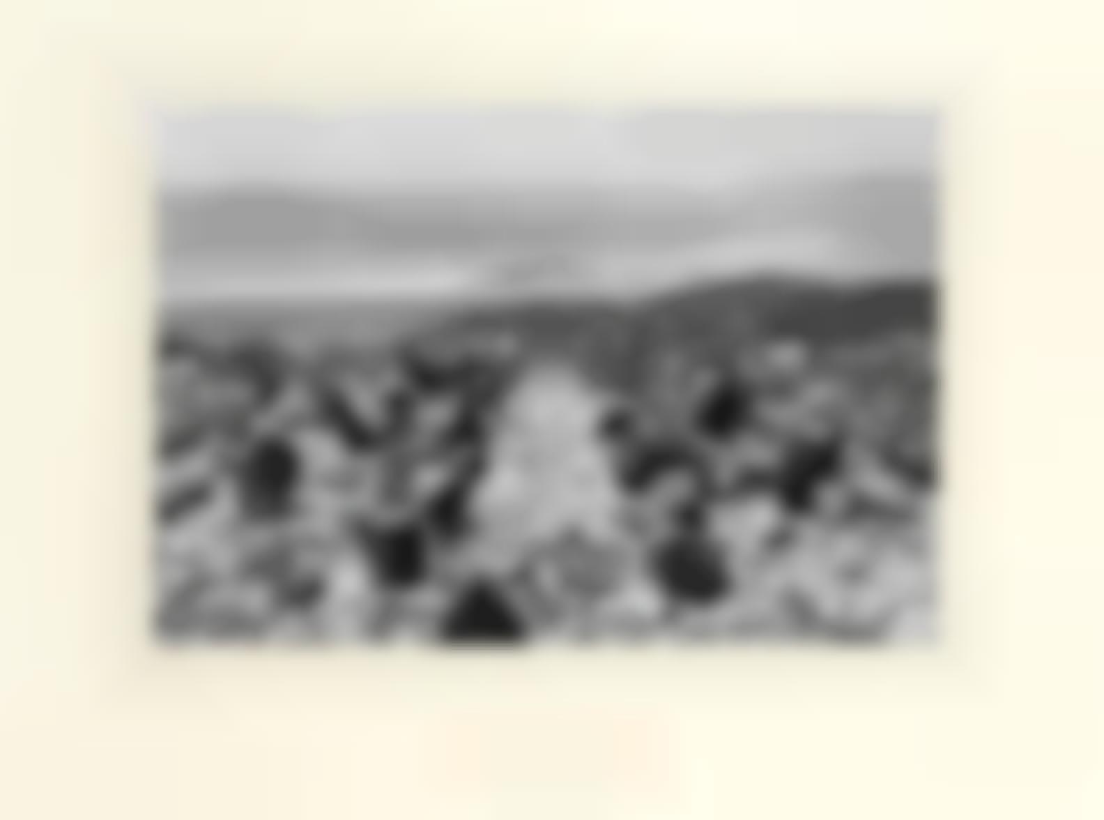 Richard Long-A Line In California-1982