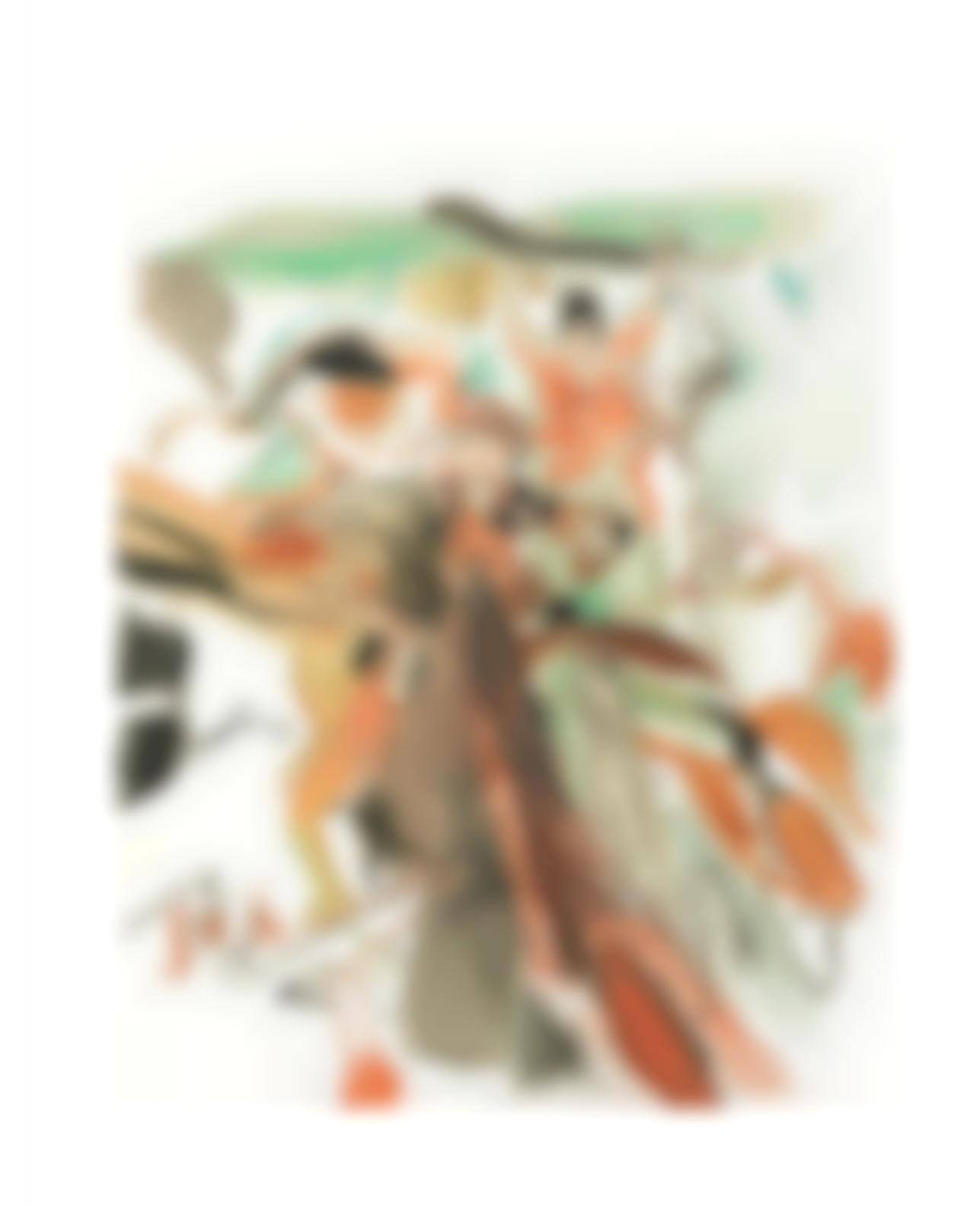 Cecily Brown-Untitled-2010