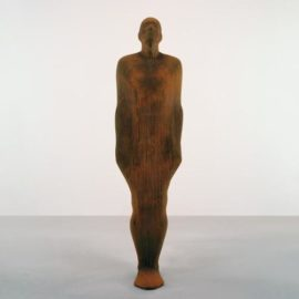 Antony Gormley-Here And Here-2001