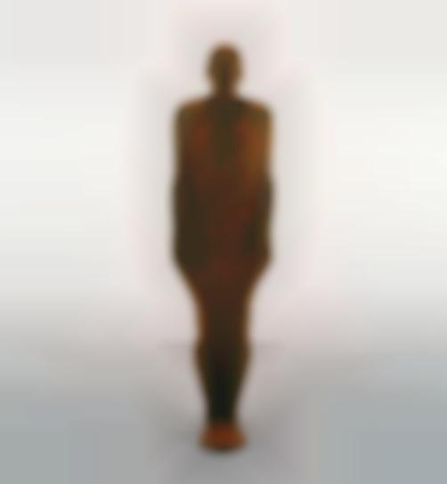 Antony Gormley-Here And Here-2001