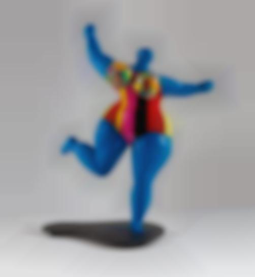 Niki de Saint Phalle-Dawn (Bleue)-1993