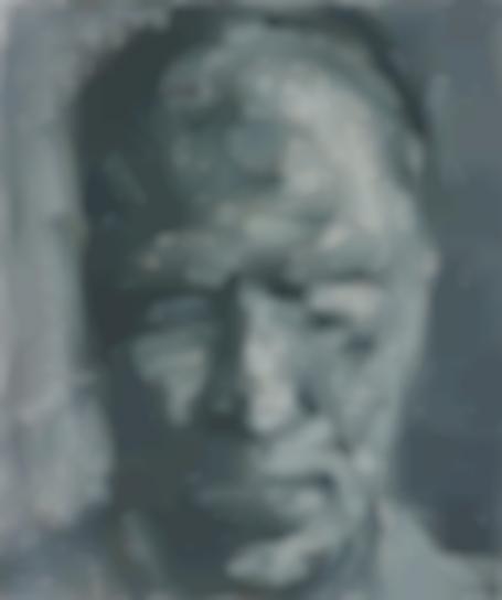Yan Pei-Ming-Oncle Aveugle-2000