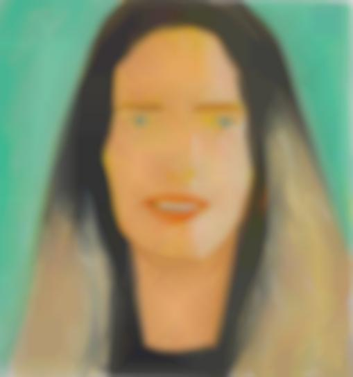 Alex Katz-Ariel-2014