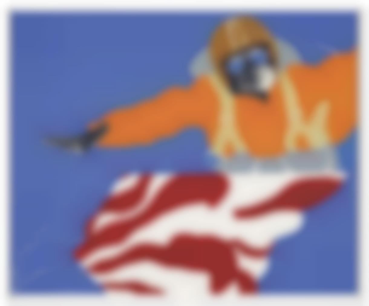 Gerald Laing-Skydiver Iii-1964