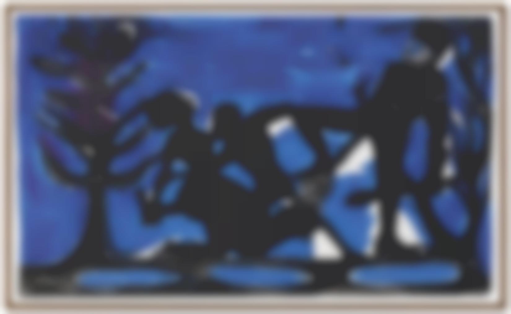 Kara Walker-Four Idioms On Negro Art #4 Primitivism-2015