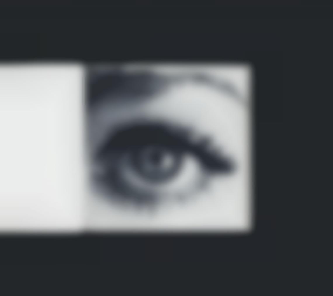 Anne Collier-Eye (Soft Contours)-2007