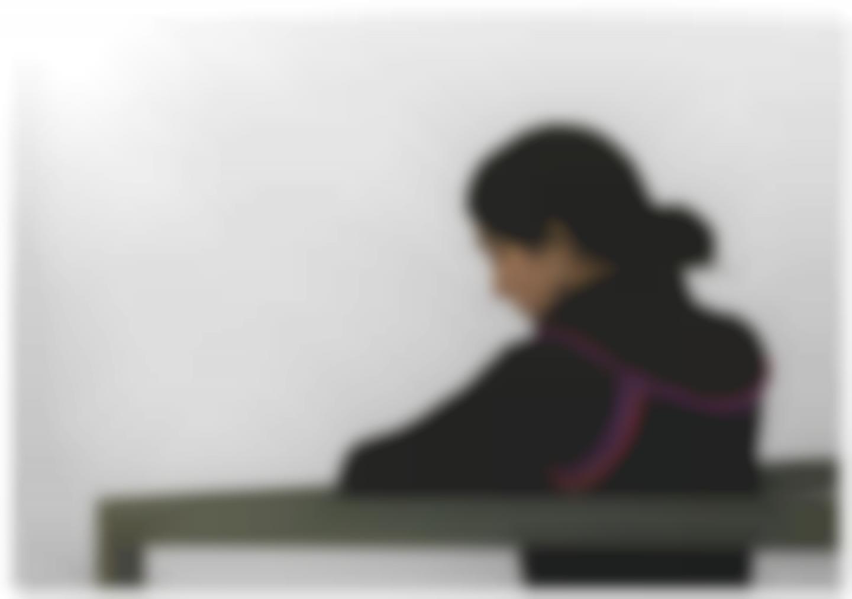 Michelangelo Pistoletto-Donna Appoggiata (Reclining Woman)-2009