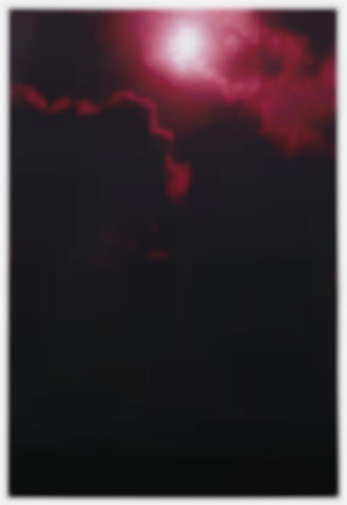 Wolfgang Tillmans-Red Eclipse-2000