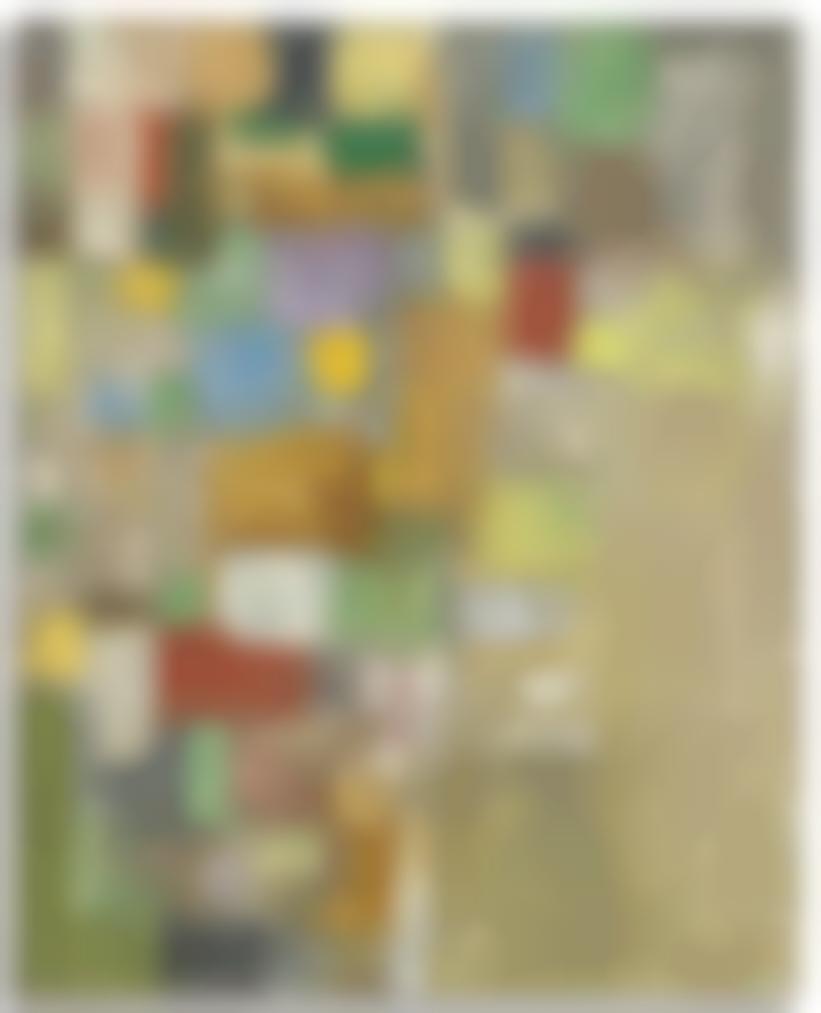 Frank Stella-Princeton-1957