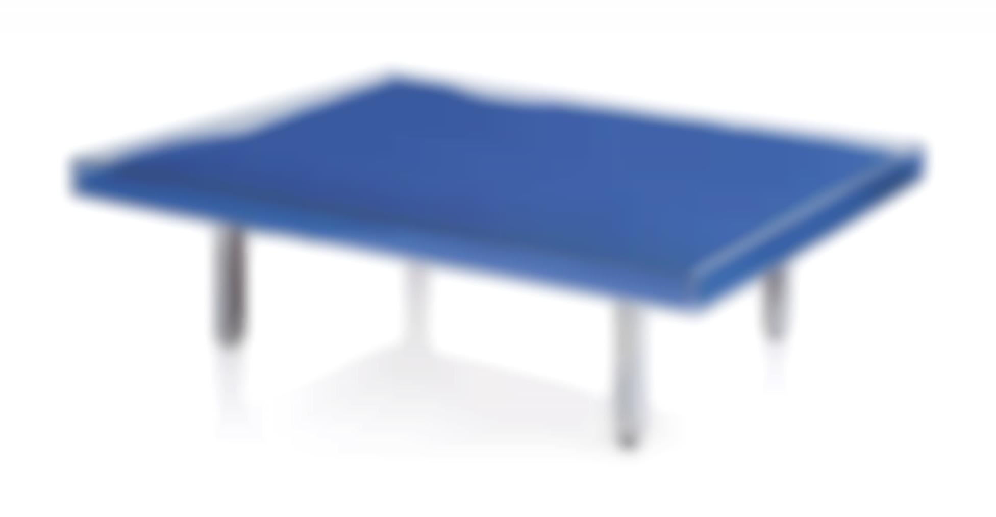 Yves Klein-Table Bleue (Blue Table)-1963