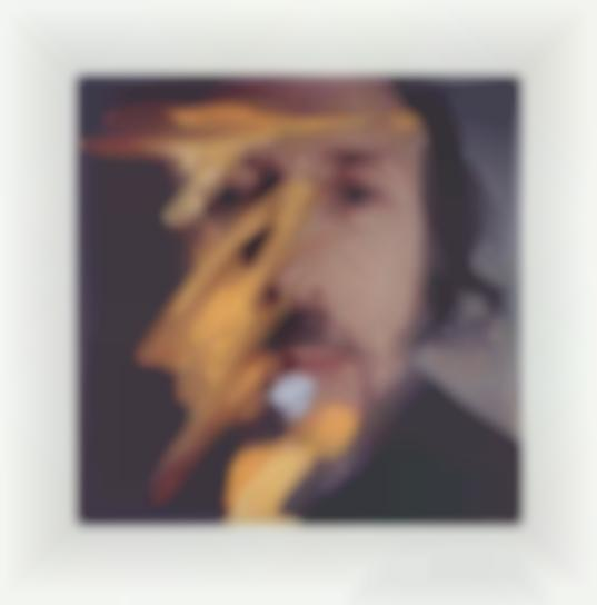 Richard Hamilton-Self-Portrait With Yellow-1998