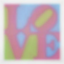 Robert Indiana-The Garden Of Love-1982