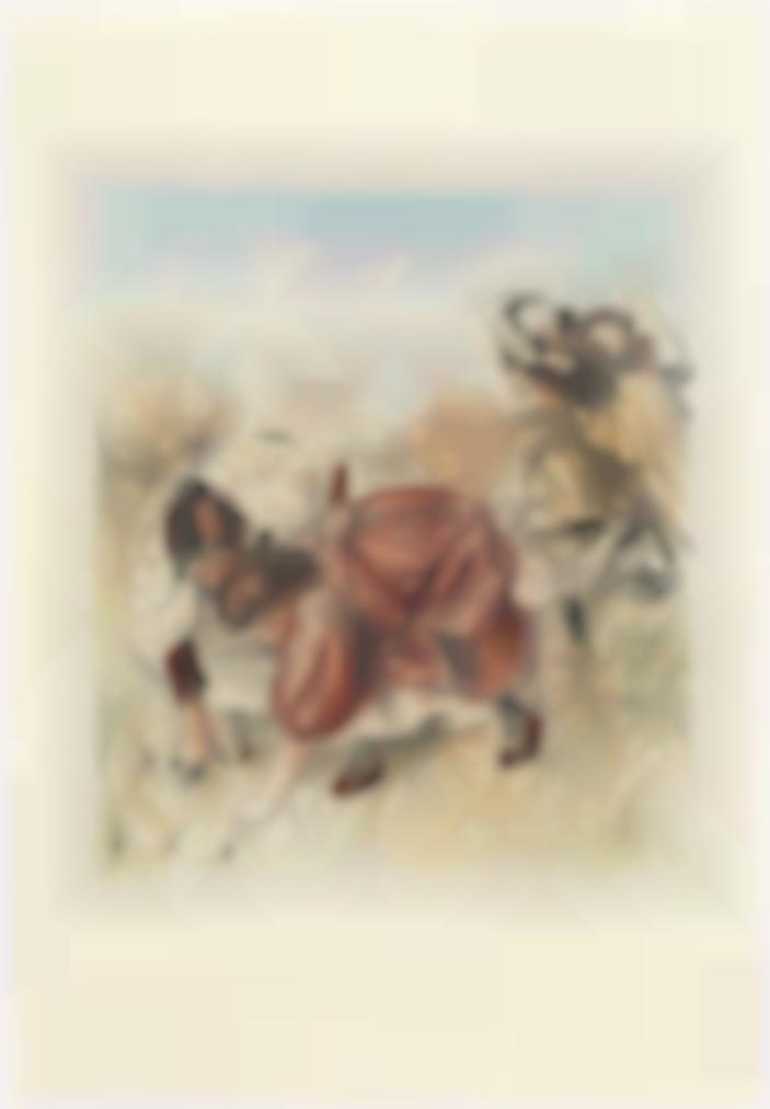 Pierre-Auguste Renoir-Enfants Jouant A La Balle-1900