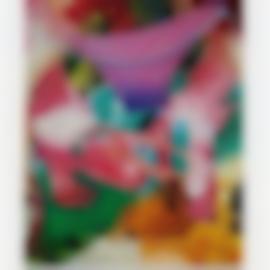 Jeff Koons-Beach-2001