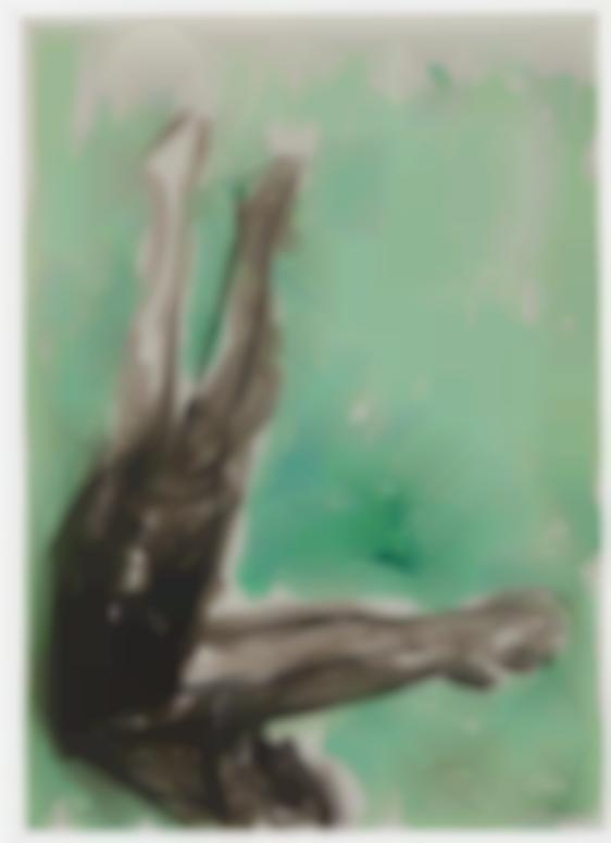 Georg Baselitz-Untitled-1983