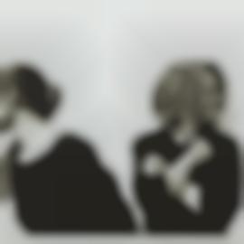 Robert Longo-Untitled (Two Women)-1981