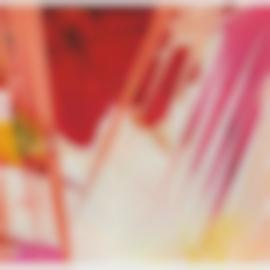 James Rosenquist-From Ladies Of The Opera Terrace-1986