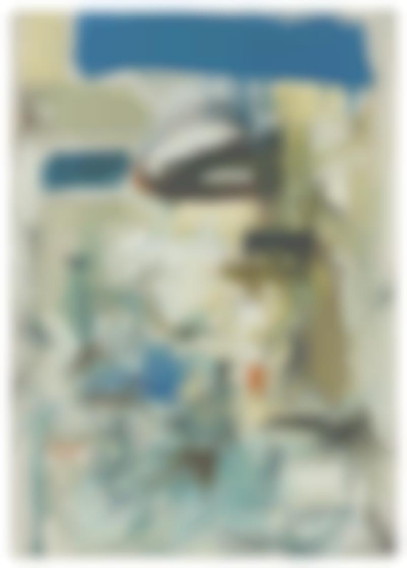 Joan Mitchell-Untitled-1960