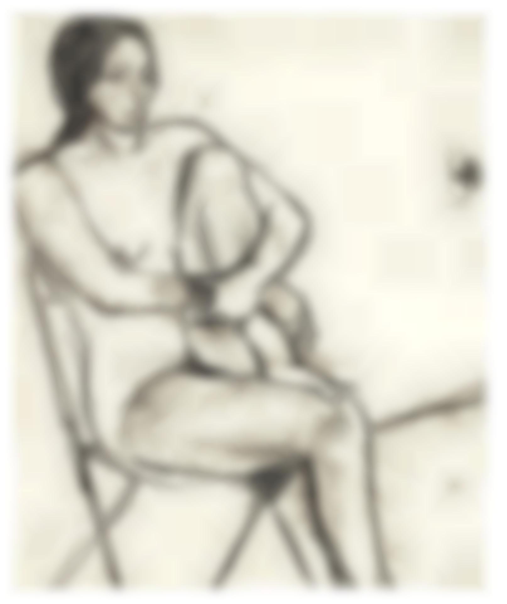 Richard Diebenkorn-Untitled-1967