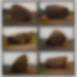 Olafur Eliasson-The Large Stone Series-1998