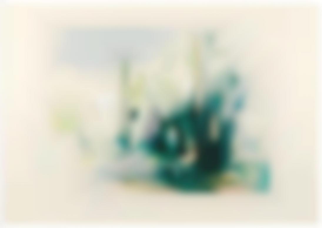 Richard Hamilton-Soft Blue Landscape Study-1979