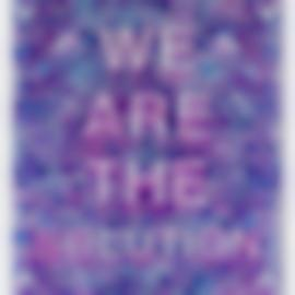 Mark Titchner-We Are The Solution-2019
