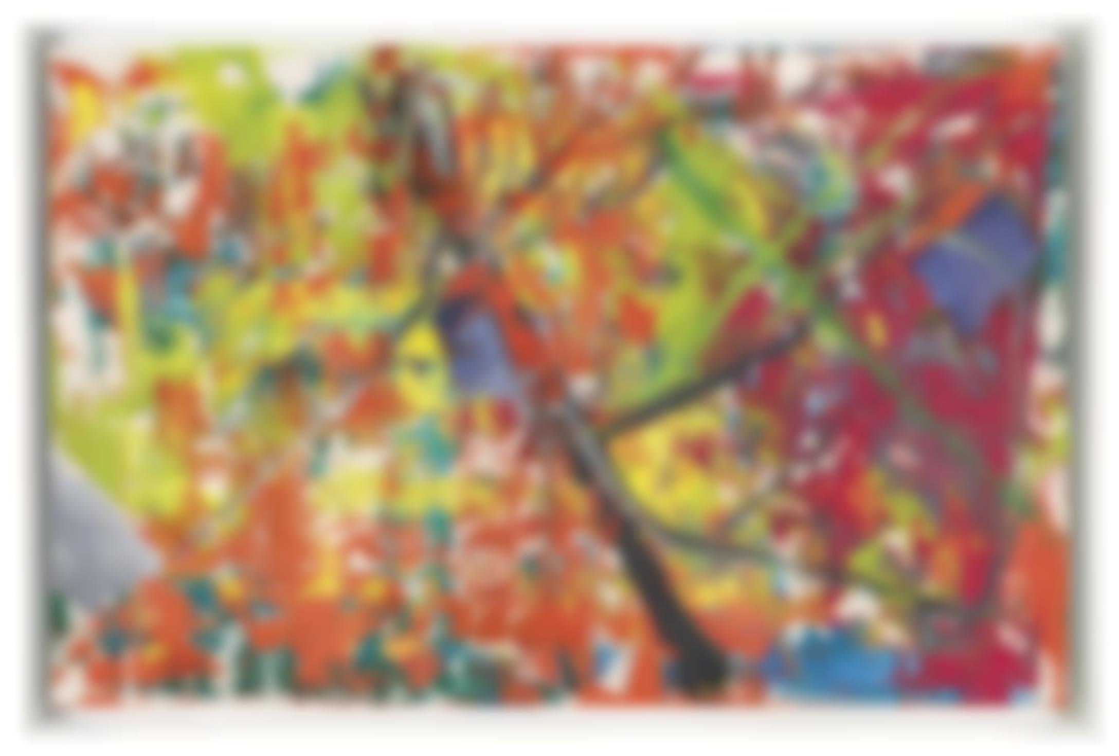 Gerhard Richter-7.3.86-1986