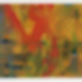 Gerhard Richter-16. Okt. 90-1990