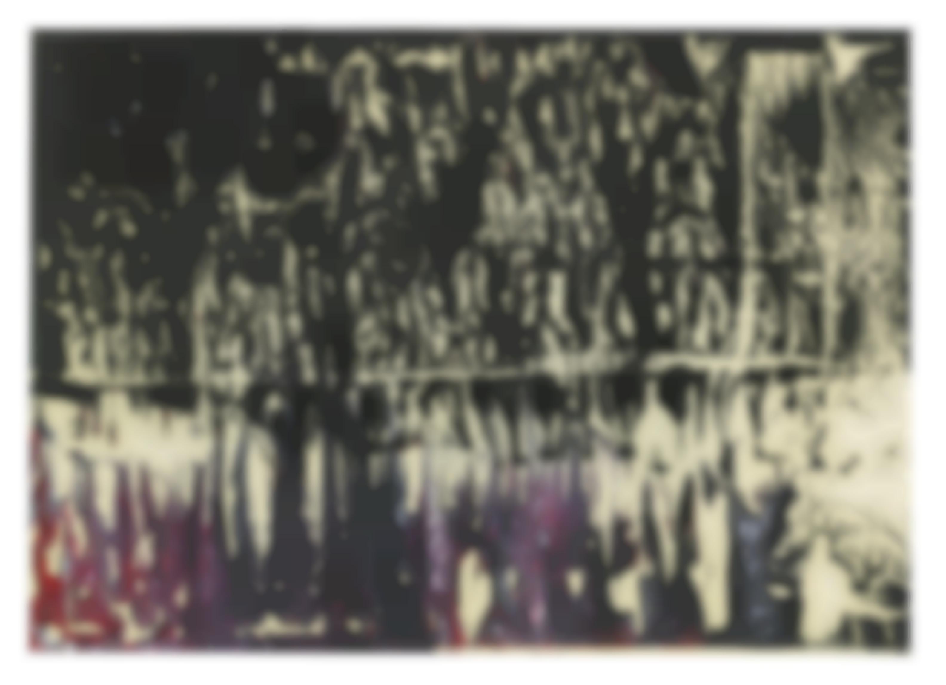 Gerhard Richter-10.4.89-1989