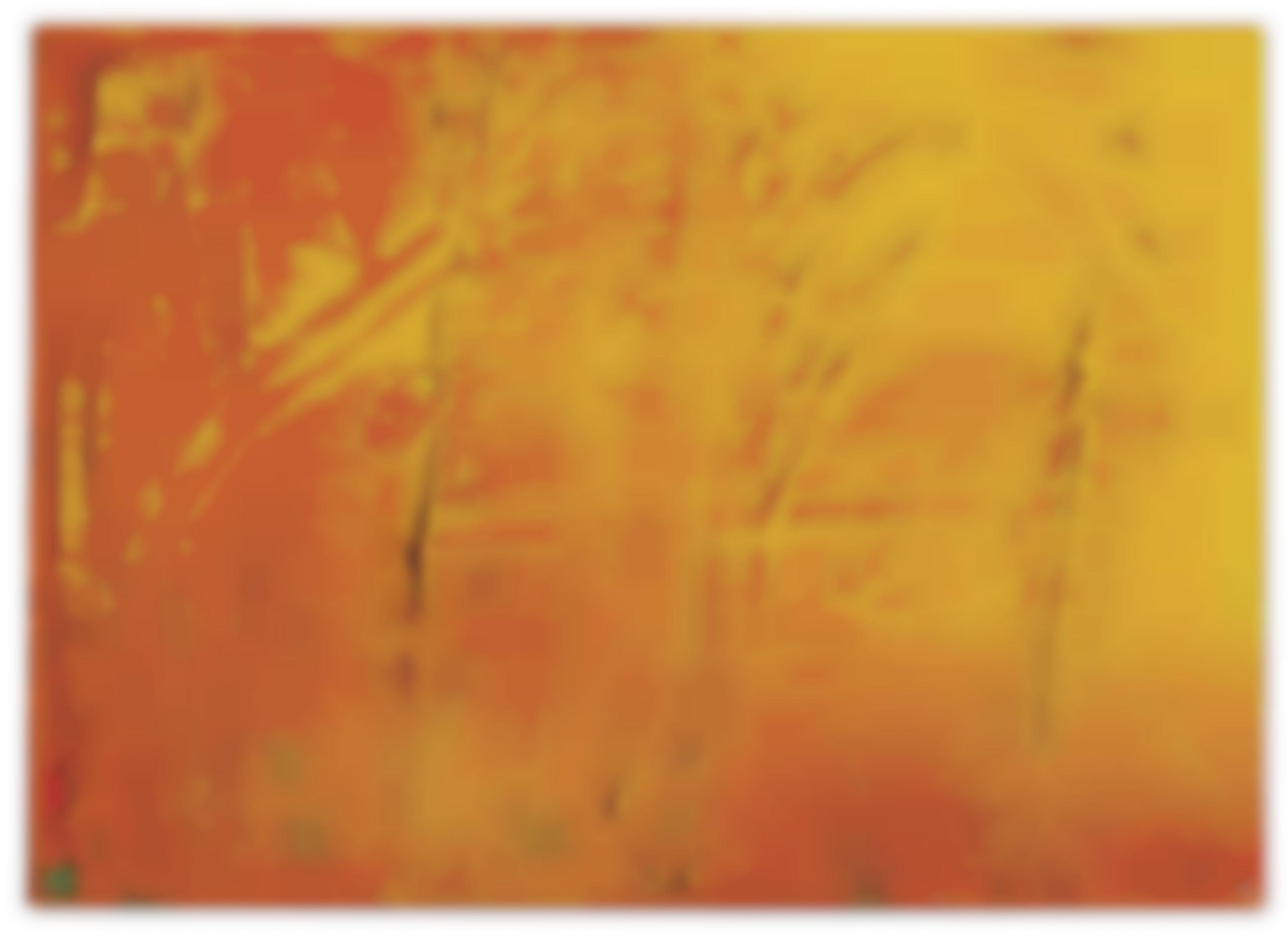 Gerhard Richter-Abstraktes Bild-1980