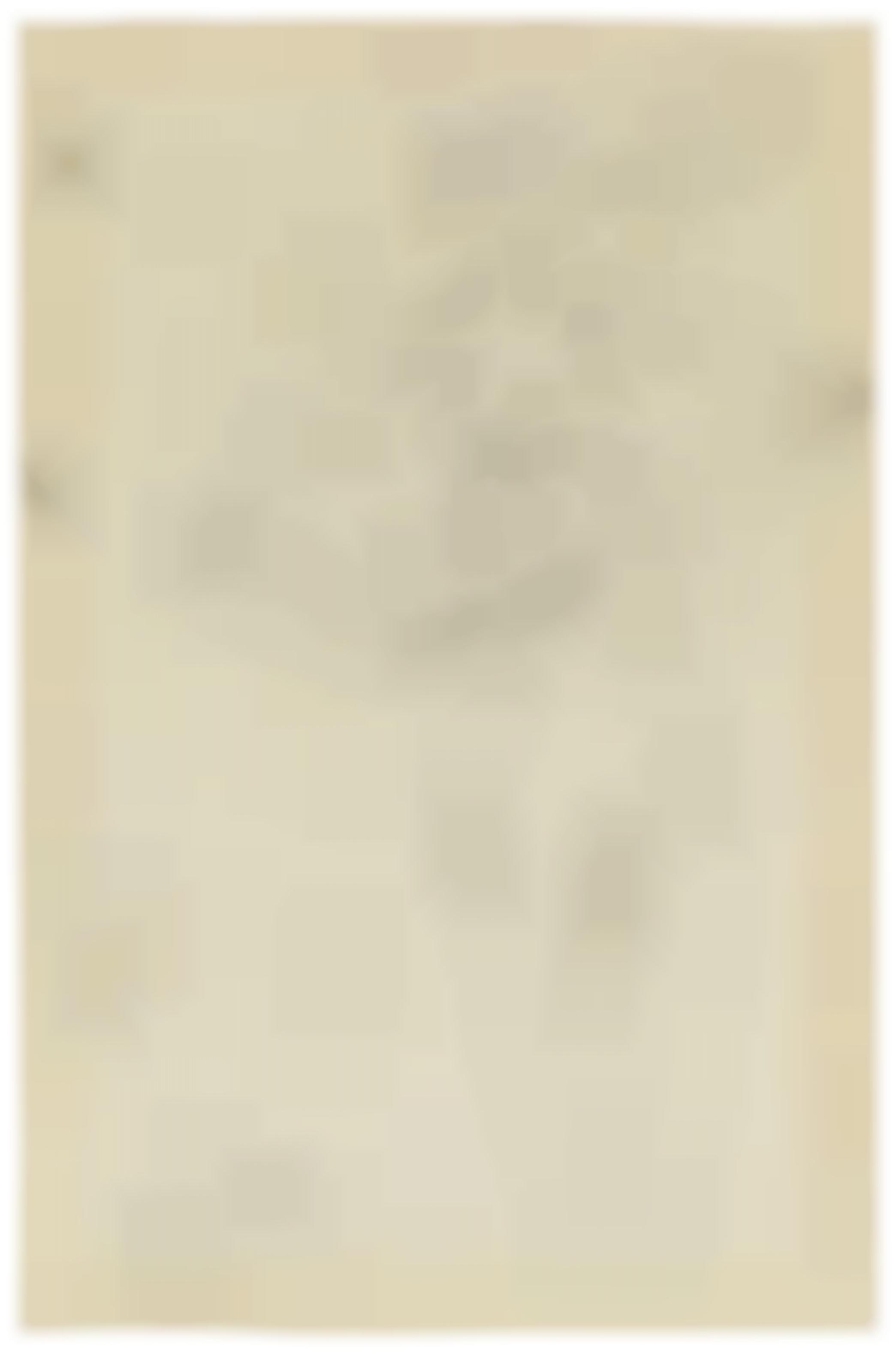 Joseph Beuys-Mutterschaftszeichnung (Motherhood Drawing)-1951