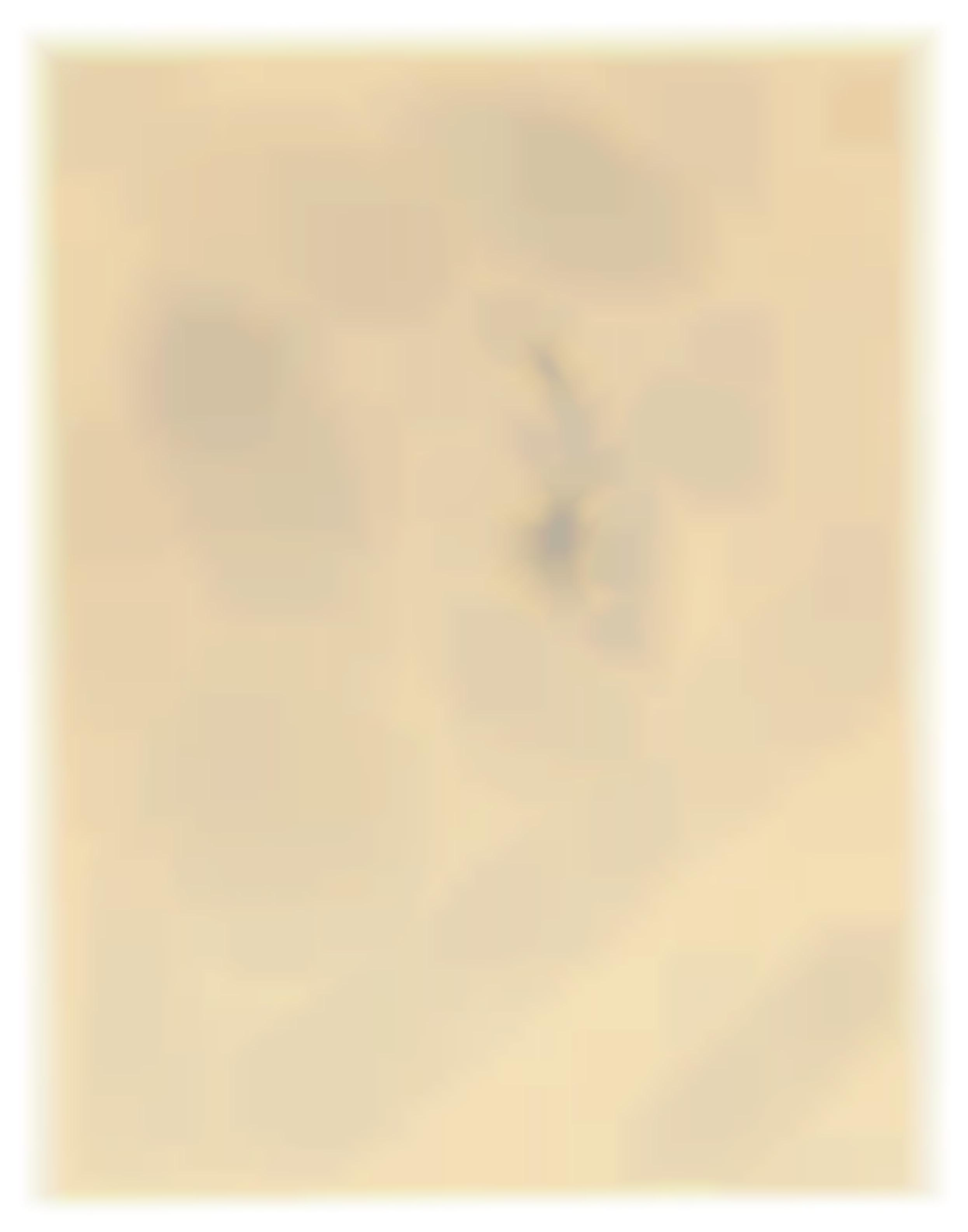 Gerhard Richter-Man Jumping From A Window-1965