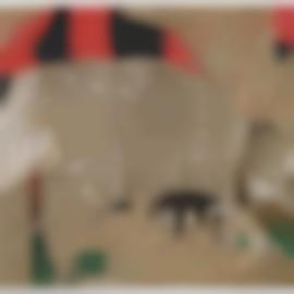 Mimmo Rotella-Untitled-1957