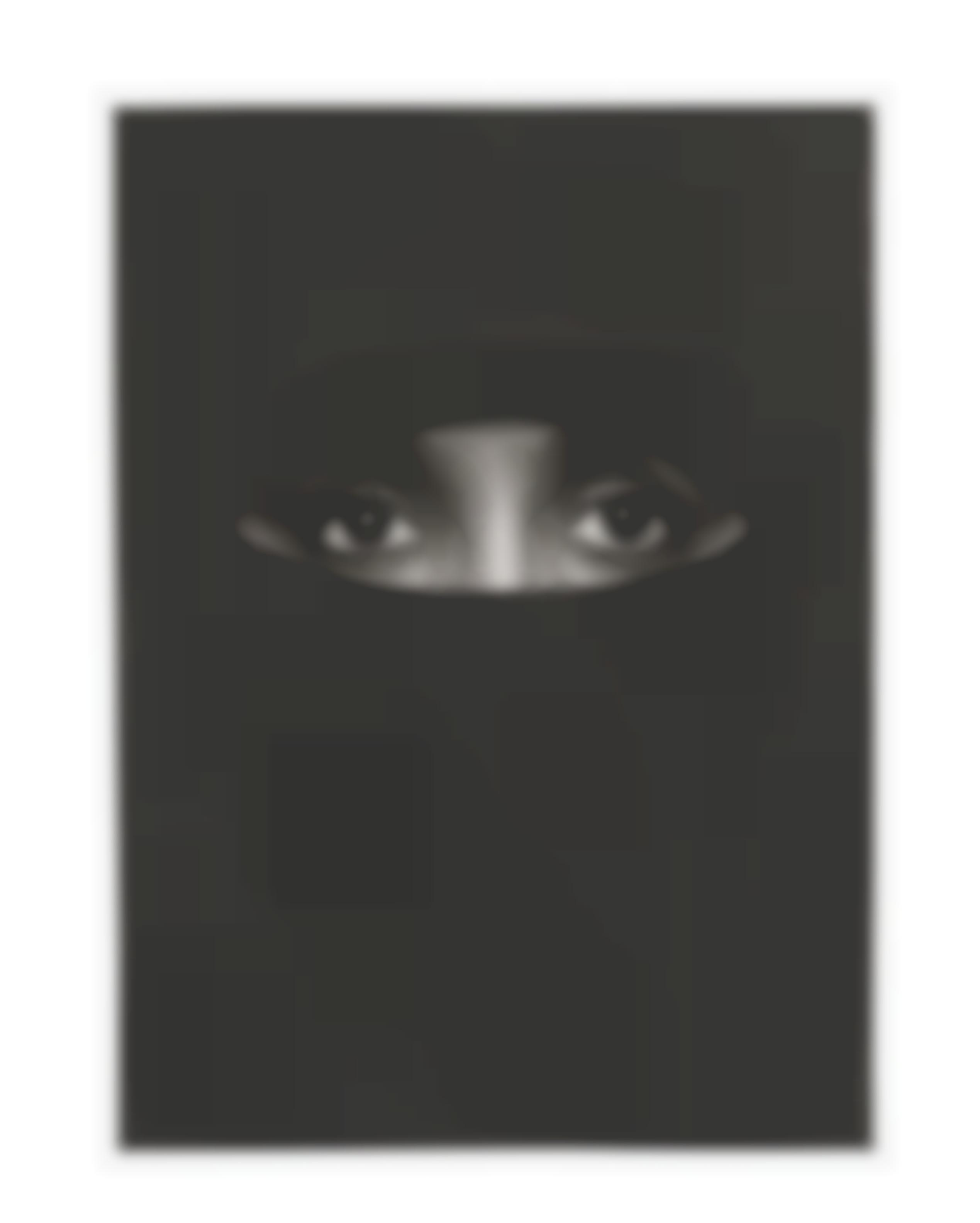 Robert Longo-Study For Burka No. 7 (Hanane)-2010