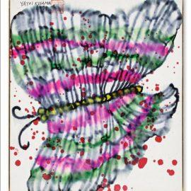 Yayoi Kusama-Butterfly-1979