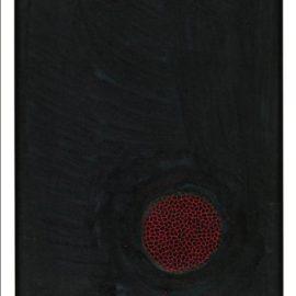 Yayoi Kusama-Sun Goes Down-1996