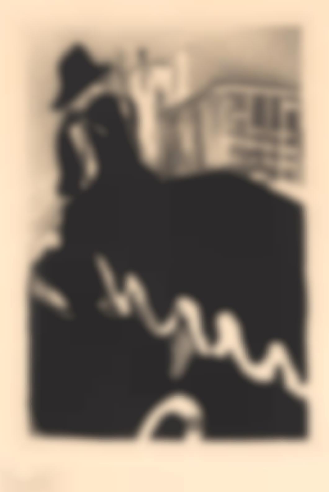 Henri de Toulouse-Lautrec-Ultime Ballade (W. 10; D. 23), 1893-1893