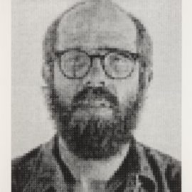 Chuck Close-Self-Portrait, 2012-2012