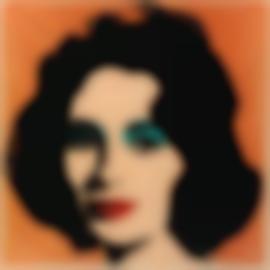 Andy Warhol-Liz (F. & S. II.7), 1964-1964