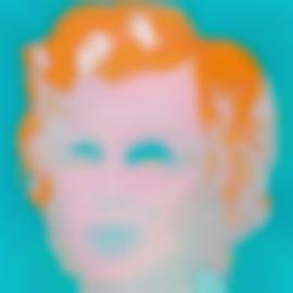 Andy Warhol-Marilyn Monroe (Marilyn) (F. & S. II.29), 1967-1967