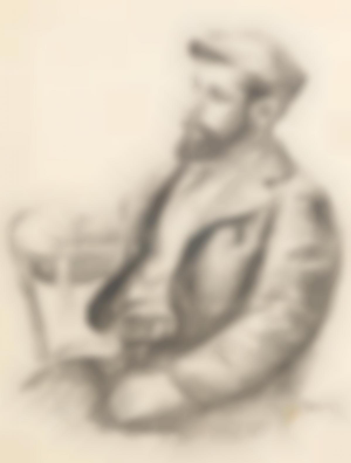 Pierre-Auguste Renoir-Louis Valtat; From Lalbum Des Douze Lithographies (D. 38), C. 1904-1904